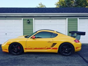 Cayman Car 15